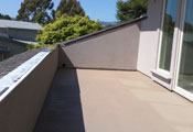Roofing Services - Deck Waterproofing