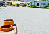 Roofing Services - Tar and Gravel