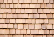Roofing Services - Wood Shakes and Wood Shingles